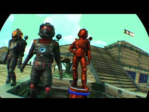 Replay : No Man's Sky VR | Base Coopérative | Patch 2.12 | Live | VR Singe