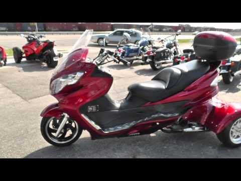 060025 – 2012 Icebear Trike – Used Motorcycle For Sale
