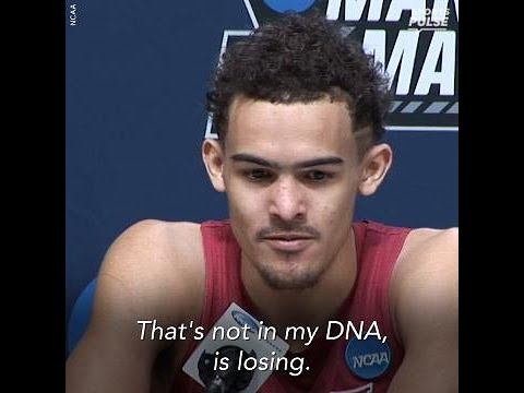 Oklahoma's Trae Young mum on jump to NBA after early exit