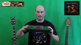 Black Sabbath 13 Deluxe Box Set CD And Vinyl Review