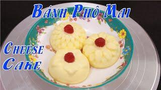 Bánh Phô Mai | Cheese Cake - Chef Nhà Nghèo | CNN Channel