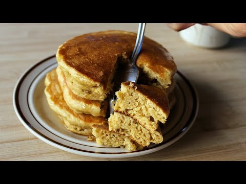 Easy Fluffy Pancakes Recipe | Updated Recipe | The Sweetest Journey