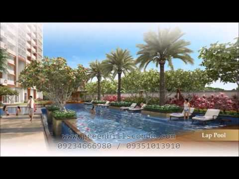 Condo in Quezon City Viera Residences Resort Type DMCI Condo