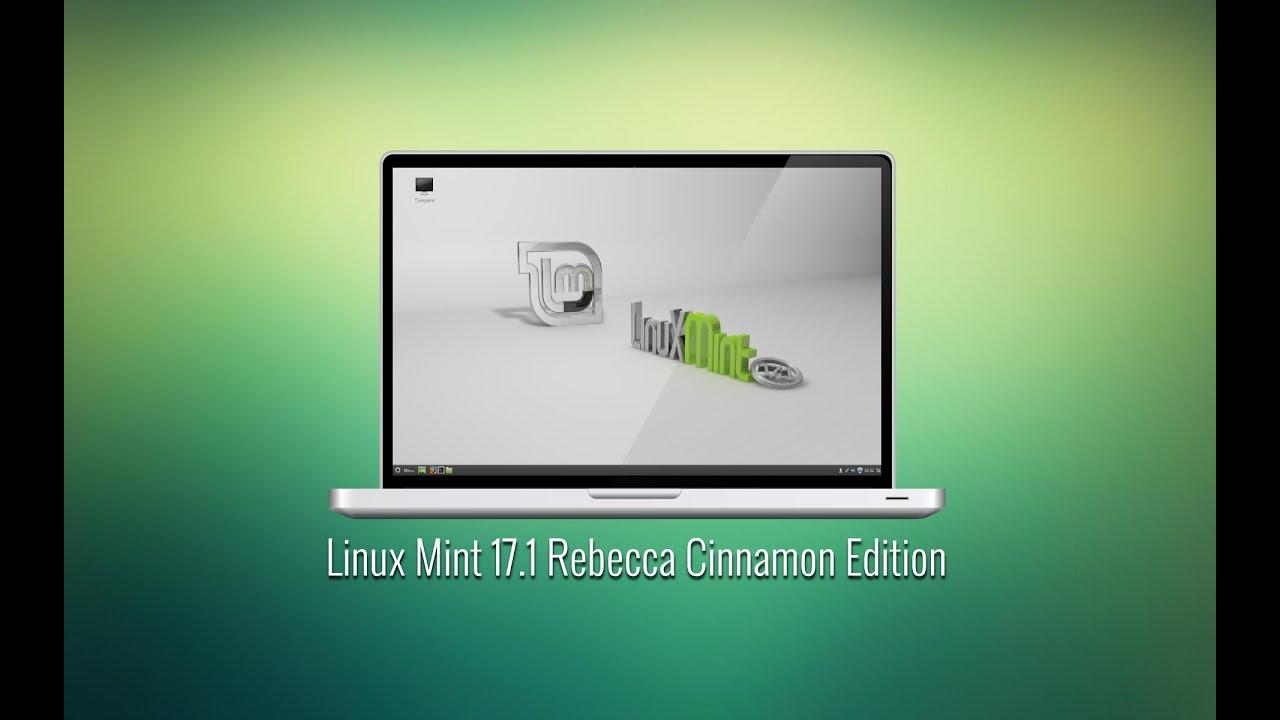 Linux mint 17 1 cinnamon edition youtube