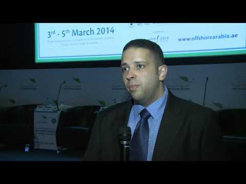 OFFSHORE ARABIA 2014 Exhibitor Interview