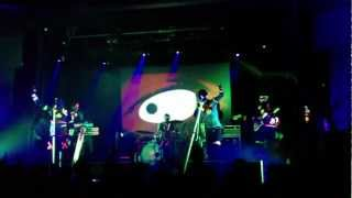 BlueJuice - Head Of The Hawk (HiFi Bar Melbourne Live 2012)