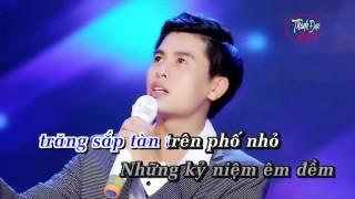 Tình Dại Khờ - beat Chuẩn - Karaoke - Nguyễn Thành Viên
