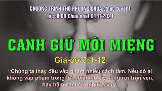 HTTL THÀNH LỢI - Chương trình thờ phượng Chúa - 01/08/2021