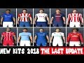 ALL NEW KITS 2018 FOR PES 17 | THE LAST UPDATE |