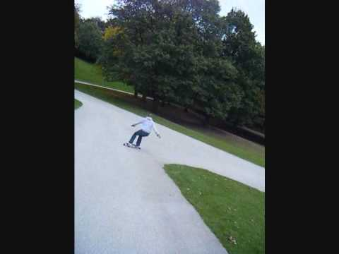 Longboarding Crystal Palace Sessions PT2