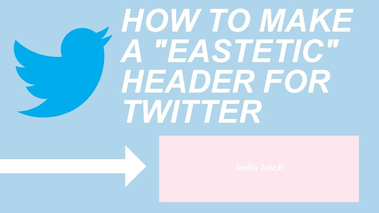 Watch - Headers pretty for twitter video