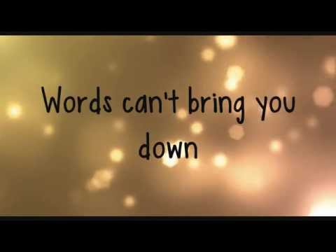 Beautiful - China Anne McClain (Lyrics) HD