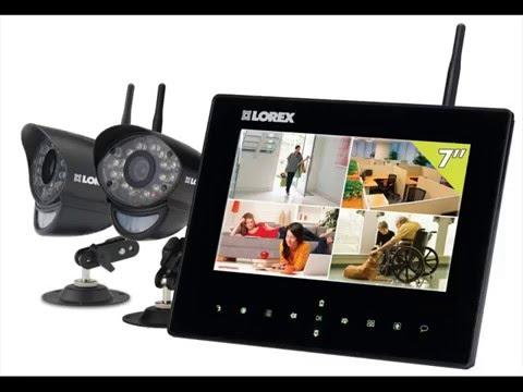 Camaras de vigilancia inalambricas con sensor de - Camaras de vigilancia inalambricas ...
