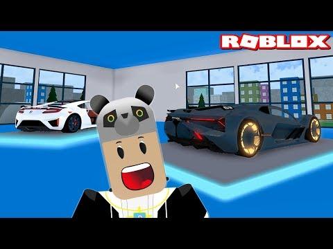 Muhteşem Arabalar Satıcısı Oluyoruz! - Panda Ile Roblox Car Dealership Tycoon