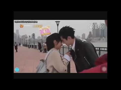 Meteor Garden 2018 -  Dylan♥ShenYue Sweetness Offcam 4 - Stars Counting Shooting Stars