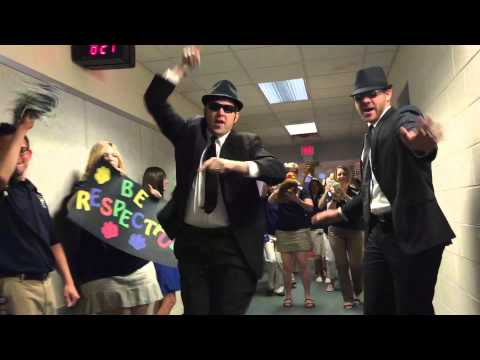 Be A Tiger - Foot of Ten Elementary School Wide Positive Behavior Support Theme Song