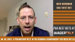 Bermuda Championship Free Play and Prediction