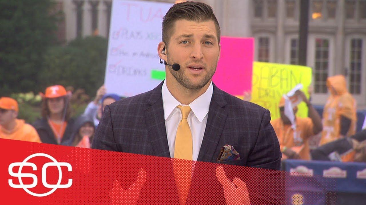 Tim Tebow: Jalen Hurts is second-best QB in SEC, LSU has best resume this season | SportsCenter