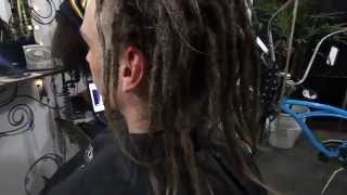 Studio Roots Fashion Hair, Tinho Roots DreadMaker - Dread locks Cabeça inteira -