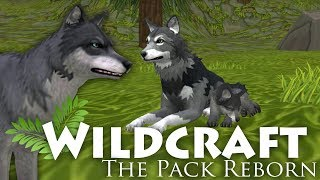 Rebirth of a Wolf Named Lynx 🌿 WildCraft: The Pack Reborn • #1