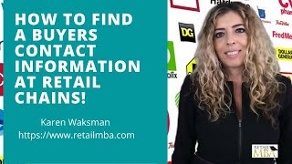 How to Get a ReBuyers Name and Contact Information