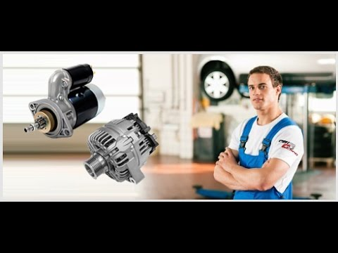 ремонт генератора или как разводят в автосервисах