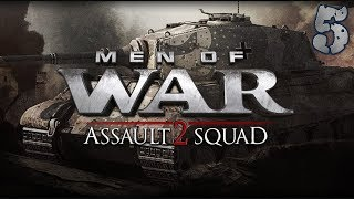 Men of War: Assault Squad 2 #5 - USA- Overlord cz.3/4 (Endless Realism, Gameplay PL, Let's Play)