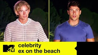 Celebrity Ex On The Beach: Joey Essex affronta l'ex di Lorena Medina | Episodio 9