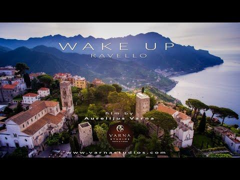 Ravello Italy WAKE UP Film 4K UHD