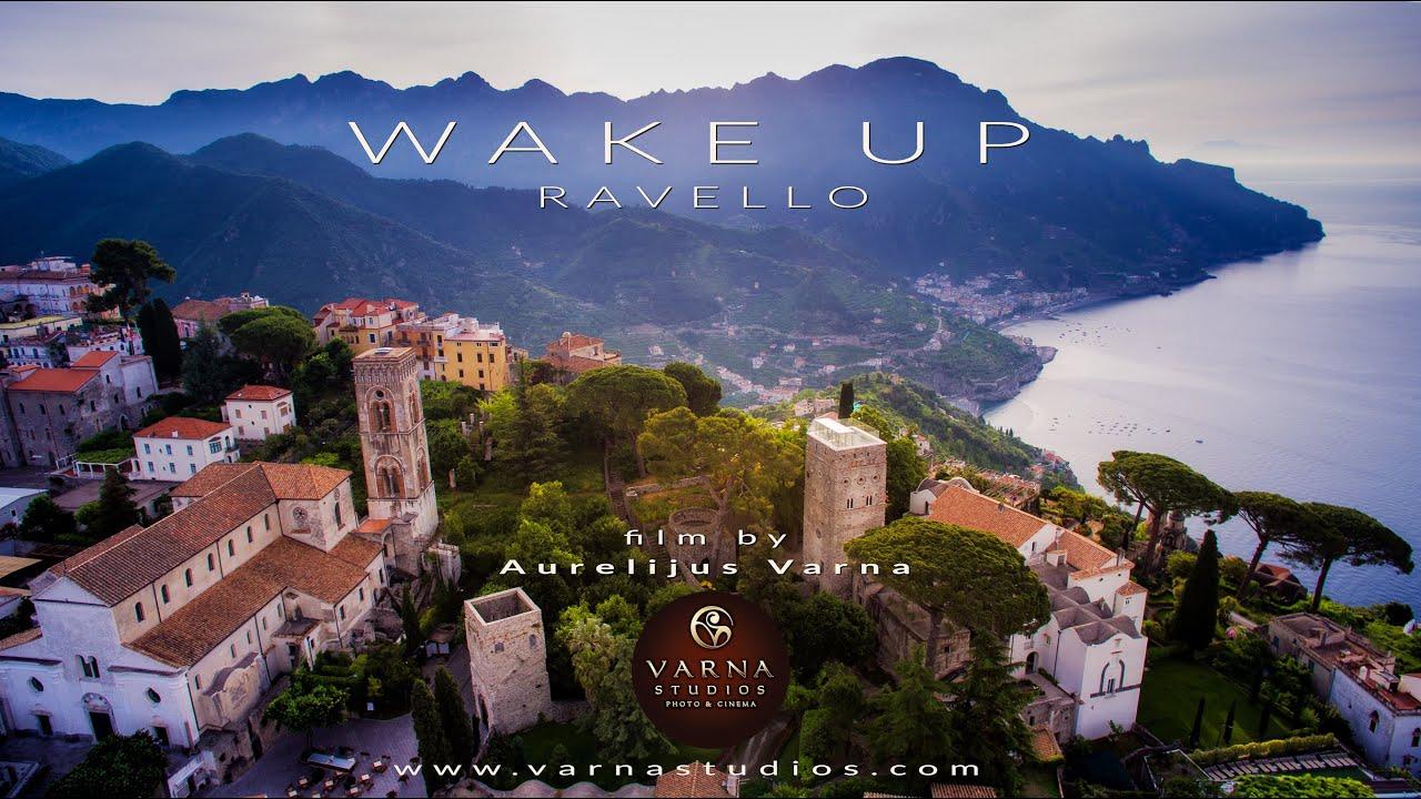 Ravello italy wake up film 4k uhd youtube for Be italia