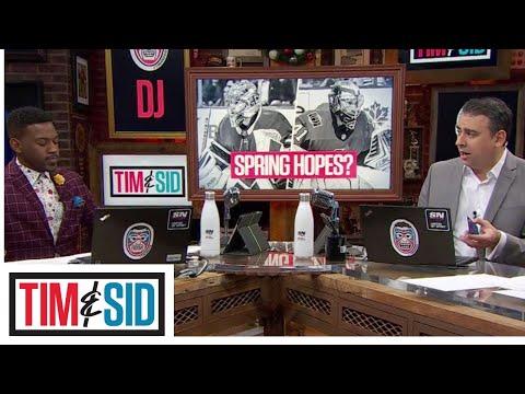 The Best Shot At NHL Postseason? Canadiens Or Senators? | Tim And Sid