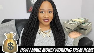 ?Chit Chat: How I Make Money Working From Home & More!