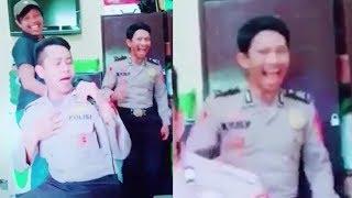 Viral 3 Polisi Joget Lagu India, Brigjen Pol Krishna Murti Soroti Mulut Pria Dekat Lemari