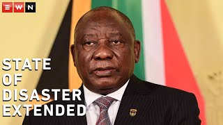 President Cyril Ramaphosa addressed the nation on Thursday evening to to provide an update on the country's COVID-19 measures. He announced that the national state of disaster will be extended to 15 January 2021.  #CoronavirusSA #Ramaphosa #Covid19news