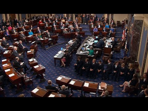 Pence breaks health care tie, McCain wants bipartisanship