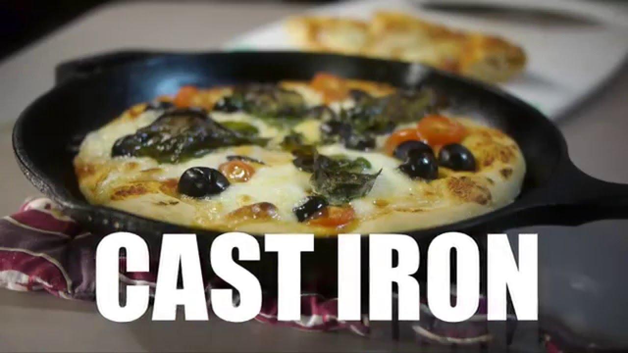 how to make cast iron