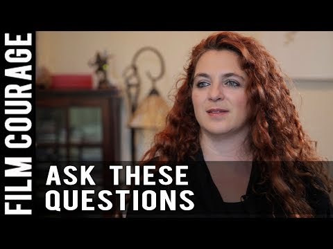 Questions A Screenwriter Should Ask Agents & Managers by Lee Jessup