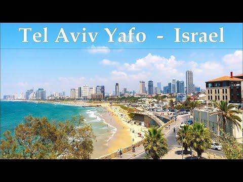 Walking in Jaffa FABULOUS city, Tel Aviv Yafo, Israel