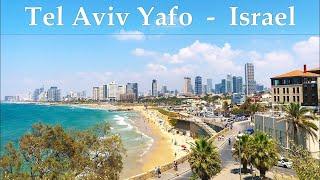 Walking in Jaffa - FABULOUS city, Tel Aviv Yafo, Israel