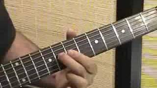 Guitar Lesson: Mama I'm Comin Home Riff  Ozzy Osbourne