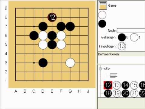 Spielregeln Go