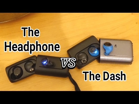 Bragi Showdown! The Headphone And The Dash