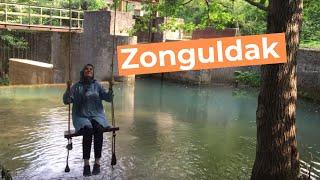 Zonguldak'ta efsane yerler keşfettim! | Elif Kübra Genç