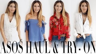 ASOS HAUL & TRY ON | ALL UNDER £35 | Lydia Elise Millen