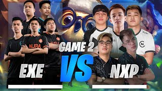 EXECRATION vs NXP GAME 2 JUSTML CUP