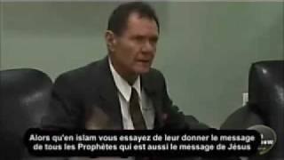 Après 50 ans d'appelle au christianisme,il devient musulman USA. d'être musulman coeur doit accepter