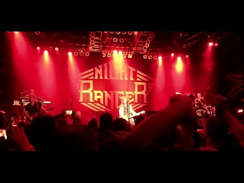 "Night Ranger ""Don't Tell Me You Love Me"" - Live (Official)"