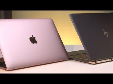 Apple MacBook vs HP Spectre: HP's Thinnest Laptop Beats Apple