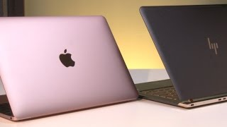 Apple MacBook vs HP Spectre: HP's Thinnest Laptop Beats Apple