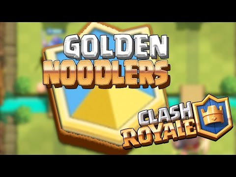 THE GOLDEN NOODLERS CLAN!! | Ep 1 | Clash Royale